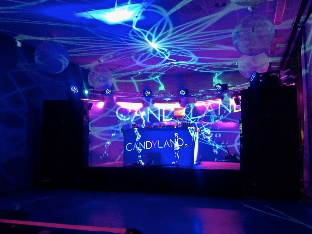 EDM party , diskotekpakke